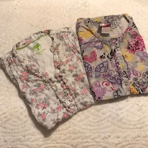 Other - 2 scrub tops
